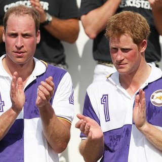Prince William, Prince Harry in Prince Harry and Prince William Compete in The Jerudong Polo Trophy