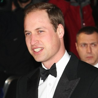 Prince William in The Royal Film Performance of Mandela: Long Walk to Freedom - Arrivals