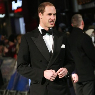 Prince William in The Hobbit: An Unexpected Journey - UK Premiere - Arrivals
