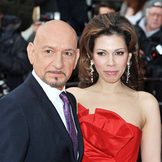 Ben Kingsley, Daniela Lavender in 'Prince of Persia: Sands of Time' World Premiere
