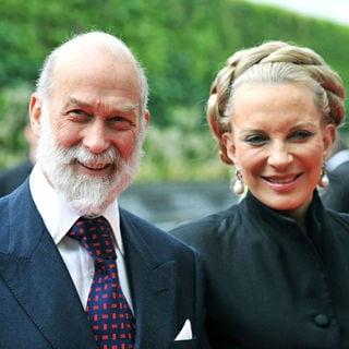 Prince Michael of Kent, Princess Michael of Kent in 'Prince of Persia: Sands of Time' World Premiere