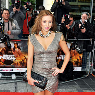Una Healy in 'Prince of Persia: Sands of Time' World Premiere