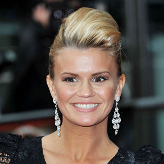 Kerry Katona in 'Prince of Persia: Sands of Time' World Premiere