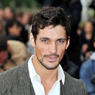 David Gandy in 'Prince of Persia: Sands of Time' World Premiere