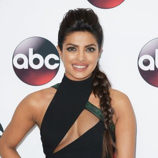 Priyanka Chopra in Disney-ABC Winter TCA Tour 2016 - Arrivals