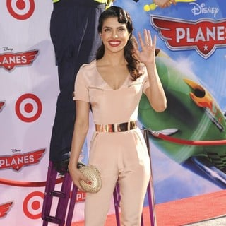 Priyanka Chopra in Los Angeles Premiere of Disney's Planes