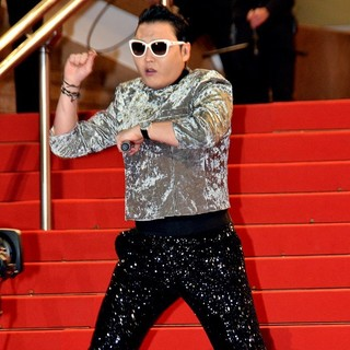 PSY in 2013 NRJ Music Awards - Arrivals