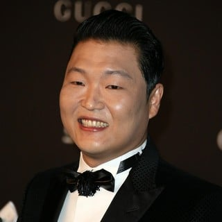 PSY in 2015 LACMA Art + Film Gala - Arrivals