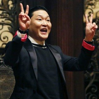 PSY in Conversation with PSY Hosted by Harvard's Korea Institute
