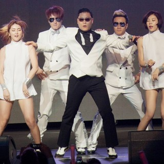 PSY in KIIS FM's Jingle Ball 2012 - Night 2 - Show