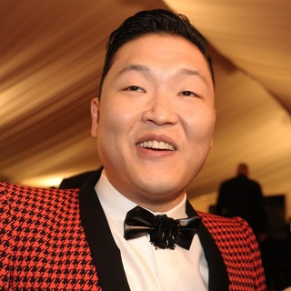 PSY in PUNK: Chaos to Couture Costume Institute Gala