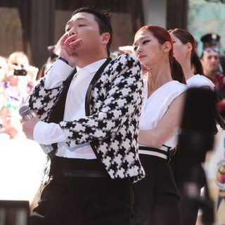 PSY - PSY Performing Live as Part of NBC's Today Show Concert Series