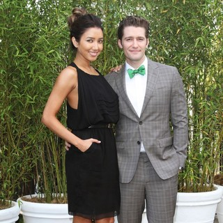 Renee Puente, Matthew Morrison in The Serpentine Gallery Summer Party - Arrivals