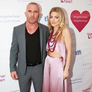 together1heart Launch Party Hosted by AnnaLynne McCord - Arrivals