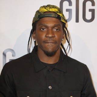 Pusha T in GIG-IT Launch Party - Arrivals