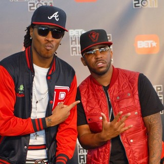 Future - BET Hip Hop Awards 2011 - Arrivals