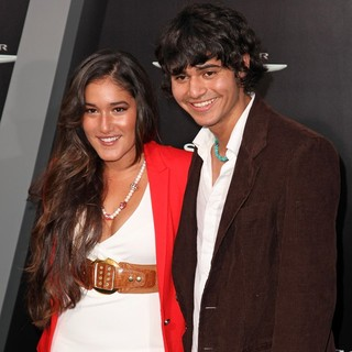 Q'Orianka Kilcher in Los Angeles Premiere of Total Recall