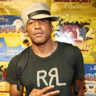 Q-Tip in 2008 Black August Benefit Concert