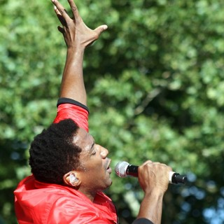 Q-Tip in Q-Tip Performs at Central Park's Summerstage