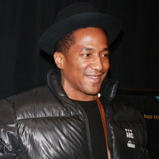 Q-Tip in Notorious New York Premiere - Arrivals