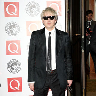 Nick Rhodes in The Q Awards 2010 - Arrivals