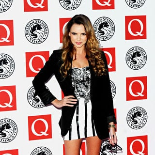 Nadine Coyle in The Q Awards 2010 - Arrivals