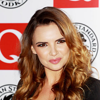 Nadine Coyle in The Q Awards 2010 - Arrivals - q_awards_10_wenn3065269