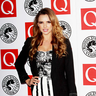 Nadine Coyle in The Q Awards 2010 - Arrivals - q_awards_11_wenn3065238