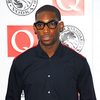 Tinie Tempah in The Q Awards 2010 - Arrivals