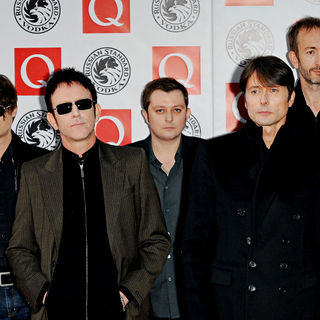 Suede in The Q Awards 2010 - Arrivals