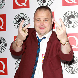 Al Murray in The Q Awards 2010 - Arrivals