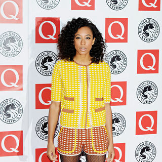 Corinne Bailey Rae in The Q Awards 2010 - Arrivals