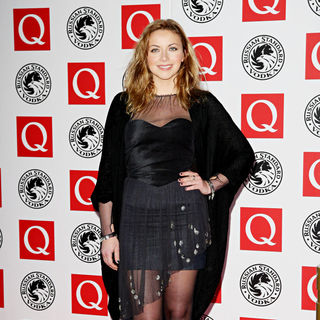 Charlotte Church - The Q Awards 2010 - Arrivals