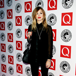 Fearne Cotton in The Q Awards 2010 - Arrivals