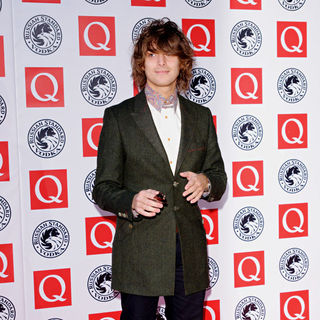 Paolo Nutini in The Q Awards 2010 - Arrivals