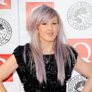 Ellie Goulding in The Q Awards 2010 - Arrivals