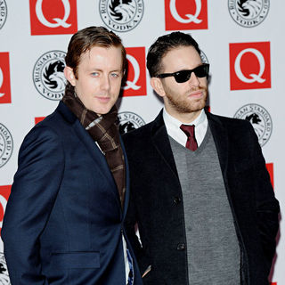Chase & Status in The Q Awards 2010 - Arrivals