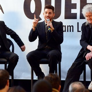 Queen - Queen and Adam Lambert Press Conference
