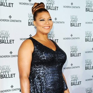 Queen Latifah in 2013 New York City Ballet Spring Gala - Red Carpet Arrivals