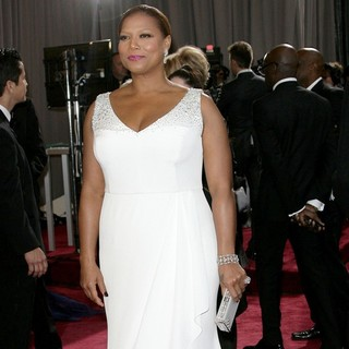 Queen Latifah in The 85th Annual Oscars - Red Carpet Arrivals