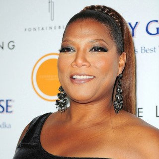 Queen Latifah in Lea and Roy Black Present The Black's Annual Gala 2012 - Arrivals