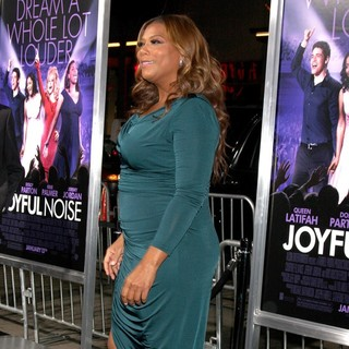 Queen Latifah in The Premiere of Joyful Noise - Arrivals