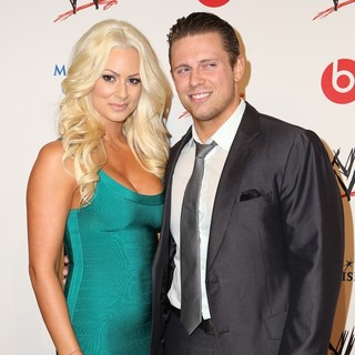 Maryse Ouellet, The Miz in WWE and E! Entertainment's SuperStars for Hope Event