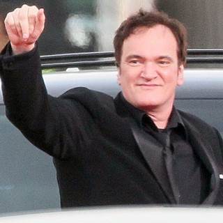 Quentin Tarantino in 70th Annual Golden Globe Awards - Arrivals