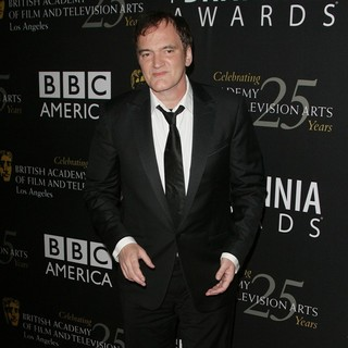 Quentin Tarantino in BAFTA Los Angeles 2012 Britannia Awards Presented by BBC America