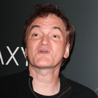 Quentin Tarantino in The Premiere of Django Unchained