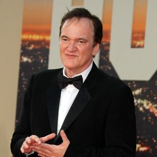 Quentin Tarantino in Once Upon a Time in Hollywood Premiere