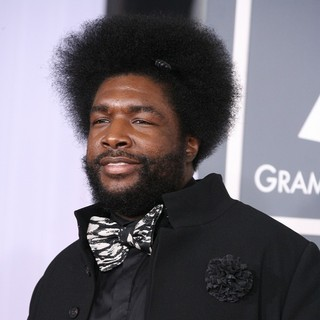 Questlove, The Roots in 54th Annual GRAMMY Awards - Arrivals