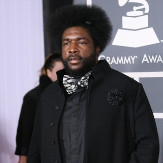 The Roots in 54th Annual GRAMMY Awards - Arrivals - questlove-54th-annual-grammy-awards-03