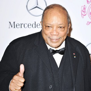 Quincy Jones in 26th Anniversary Carousel of Hope Ball - Presented by Mercedes-Benz - Arrivals